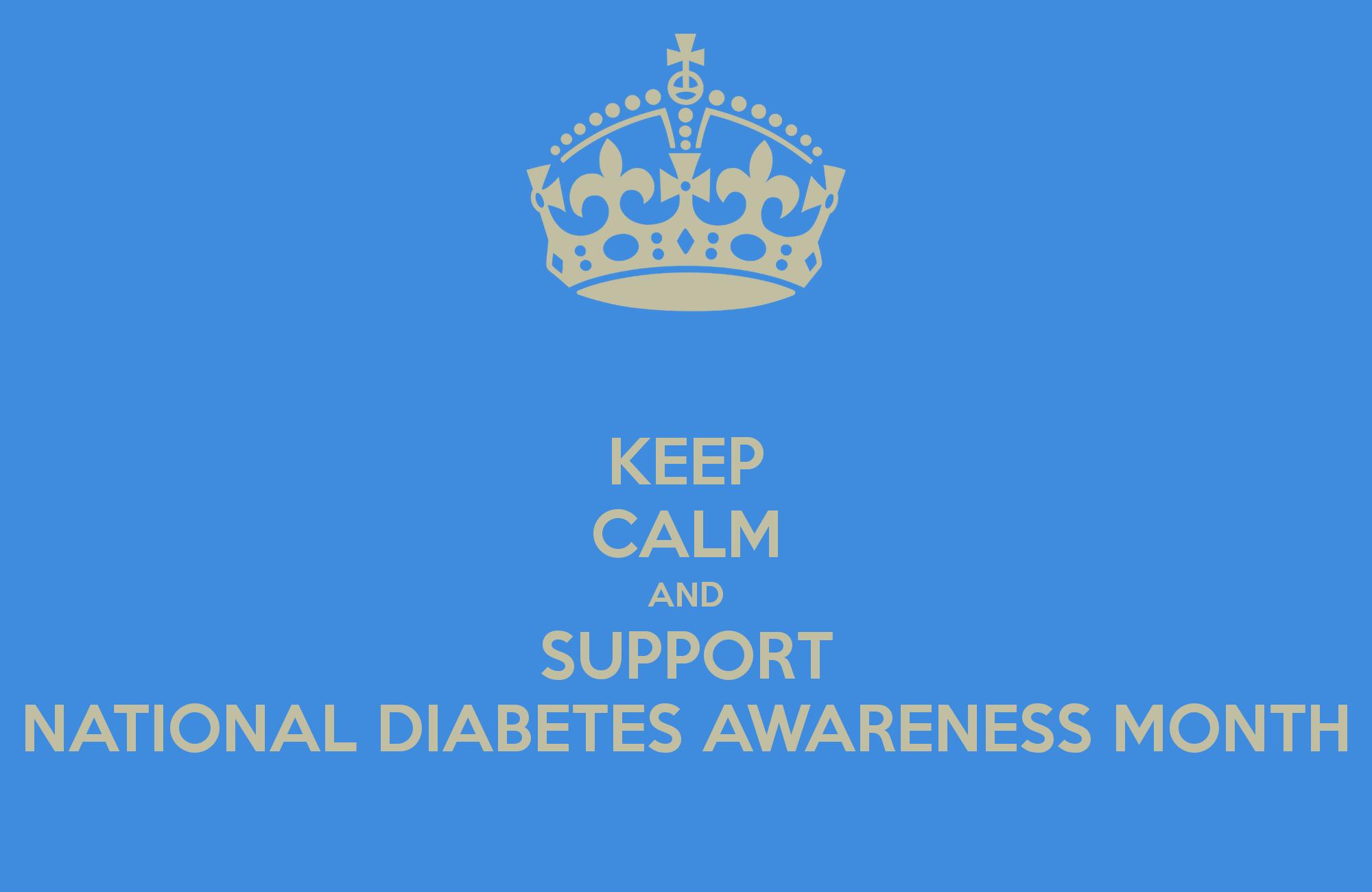 diabetes awareness month - photo #12