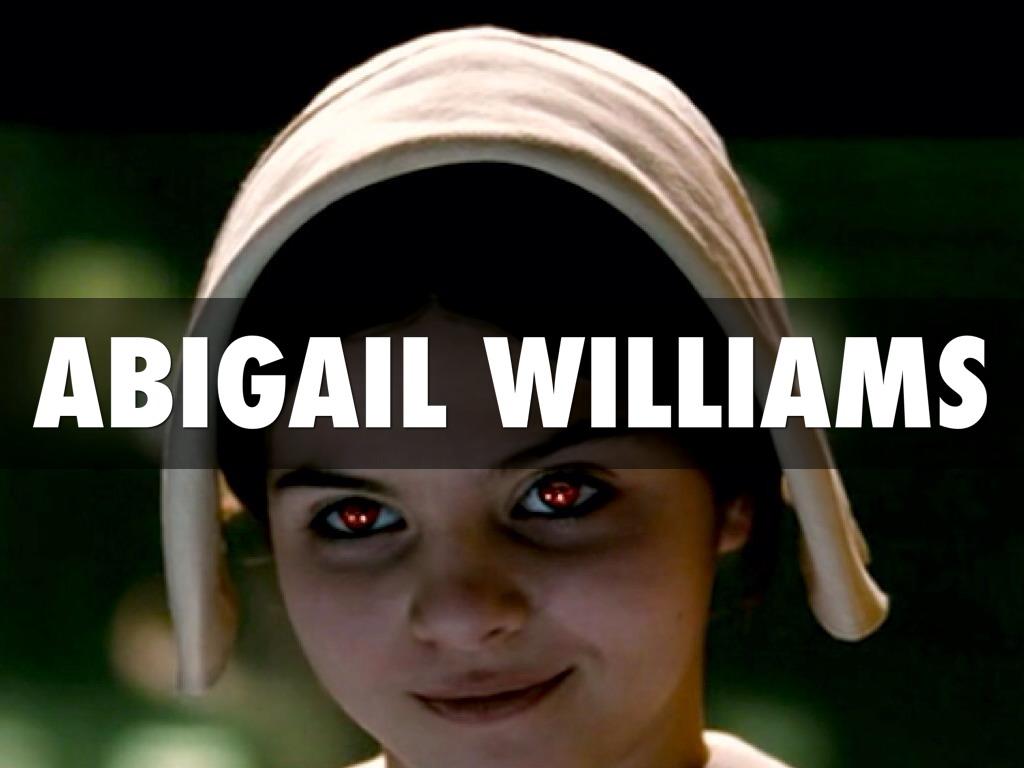 Abigail Williams Famous Quotes. QuotesGram