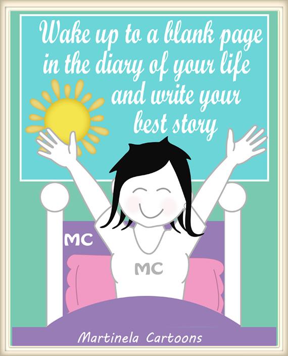 Positive Quotes Cartoon. QuotesGram
