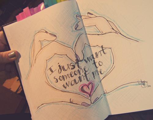 i love you cute drawings