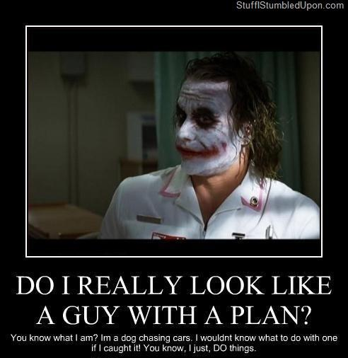 Humor Inspirational Quotes: Inspiring Quotes From The Joker. QuotesGram
