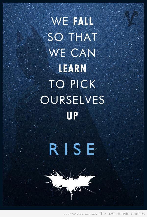 Famous Batman Quotes. ...