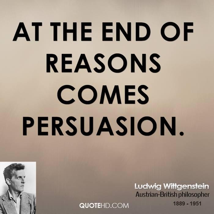Quotes About Persuasion  Quotesgram