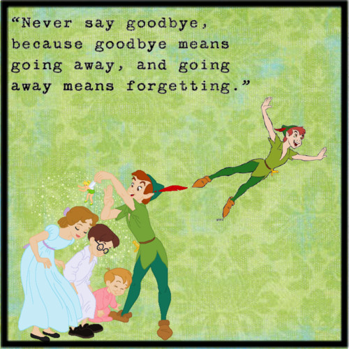 Quotes From Peter Pan. QuotesGram