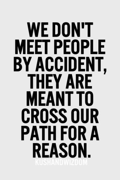 You Meet Someone For A Reason Quotes: Meet Friends For A Reason Quotes. QuotesGram