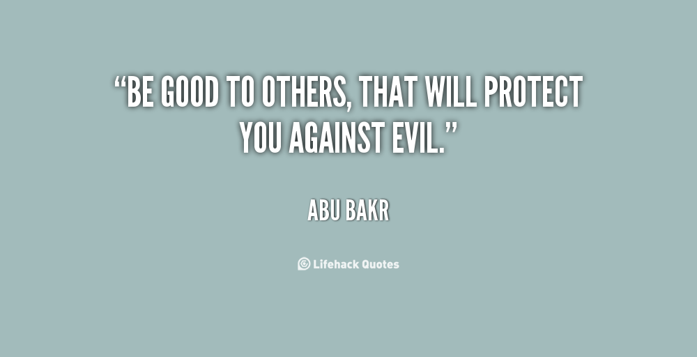 Quotes About Protection From Evil. QuotesGram