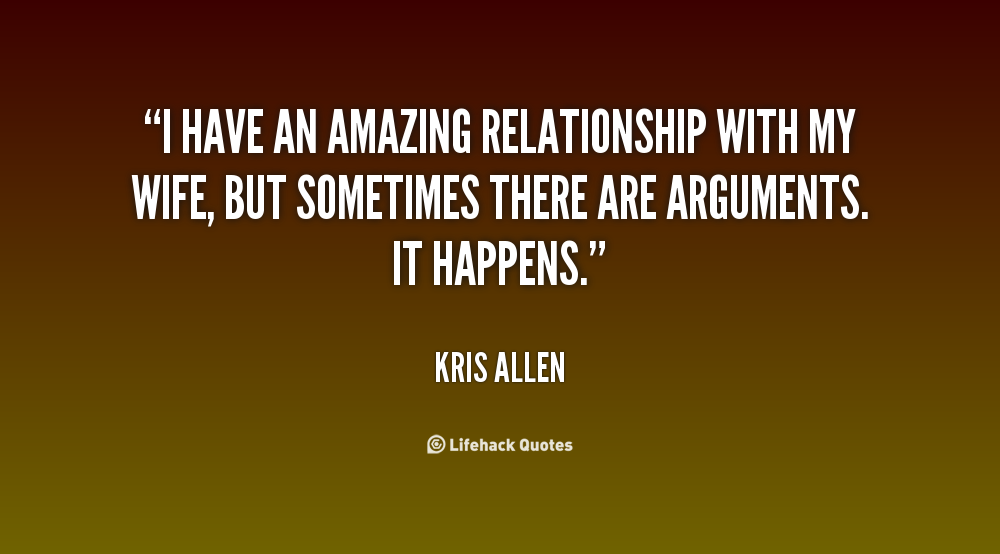 Amazing Quotes about Relationship