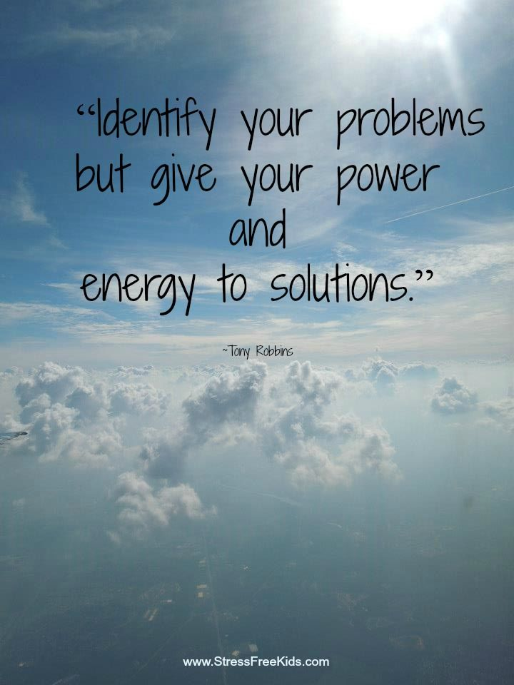 Solving Problems Quotes