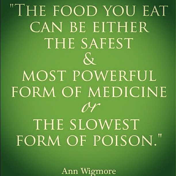 Famous Quotes About Food And Eating