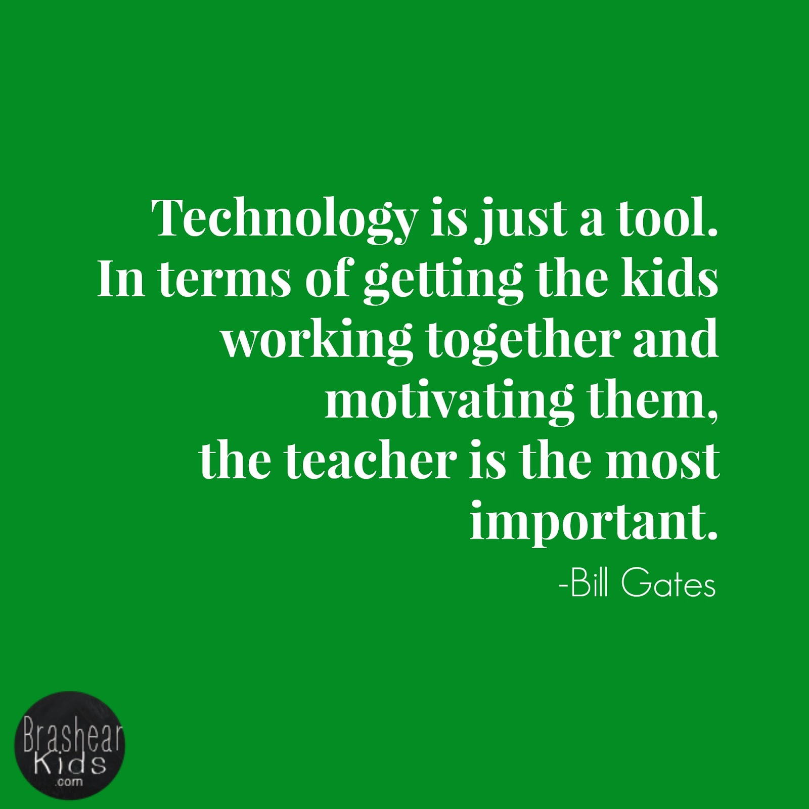 Famous Quotes About Technology In Education: Computer Education Quotes. QuotesGram
