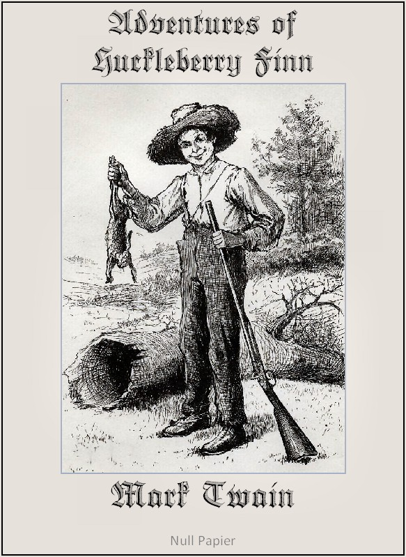two important decisions of huckleberry finn The adventures of huckleberry finn  belong to two different genres  he also comments on the important decisions huck has to.