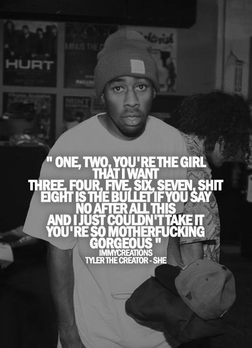 Tyler The Creator Sad Quotes. QuotesGram Earl Sweatshirt Tumblr Quotes