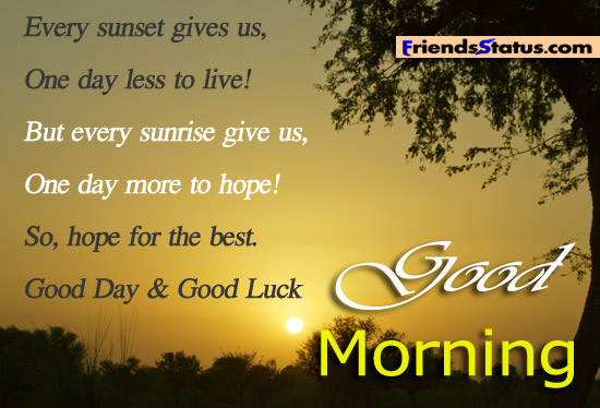Best Good Morning Quotes: Best Friend Quotes Good Morning. QuotesGram