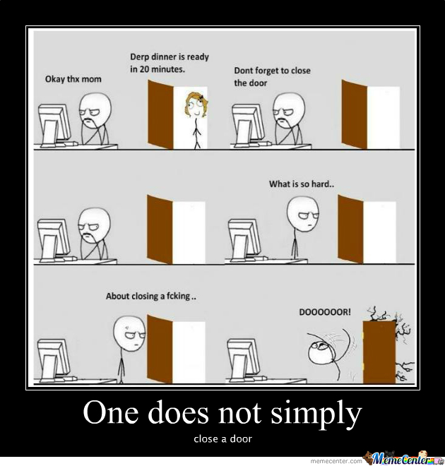 Funny Quotes About Closed Doors Quotesgram
