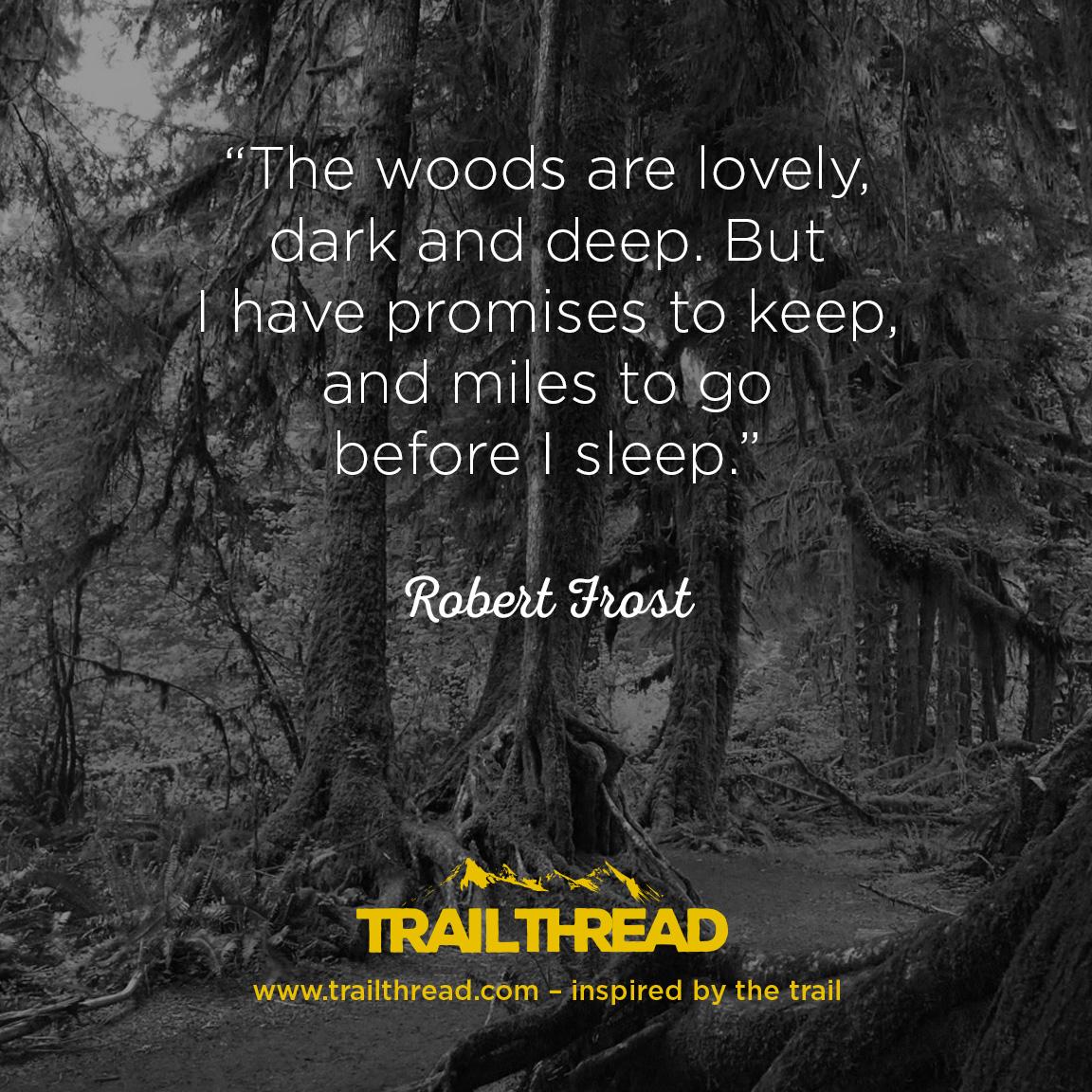 Woods Quotes: Dark Woods Quotes. QuotesGram
