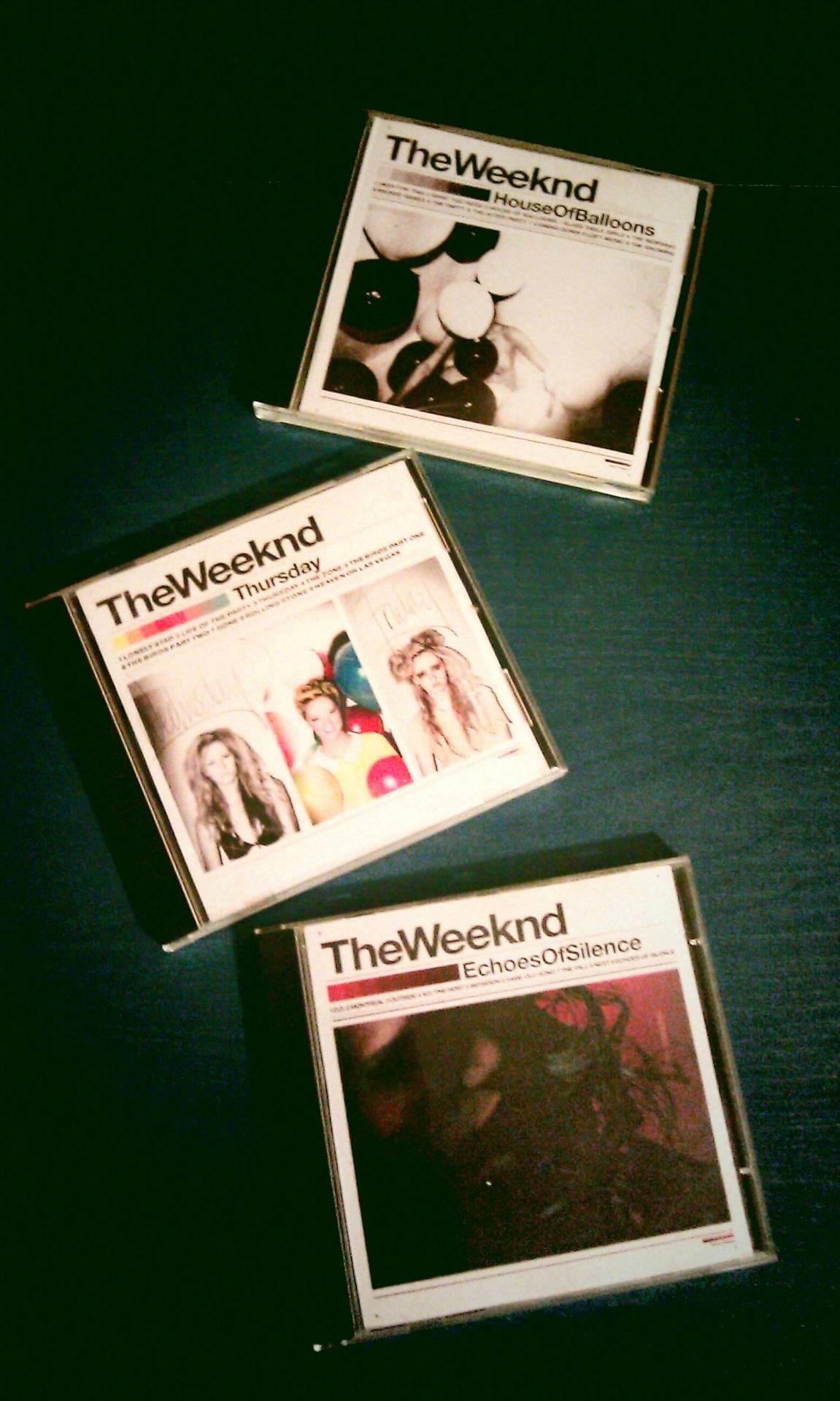 thursday mixtape the weeknd - 736×1227