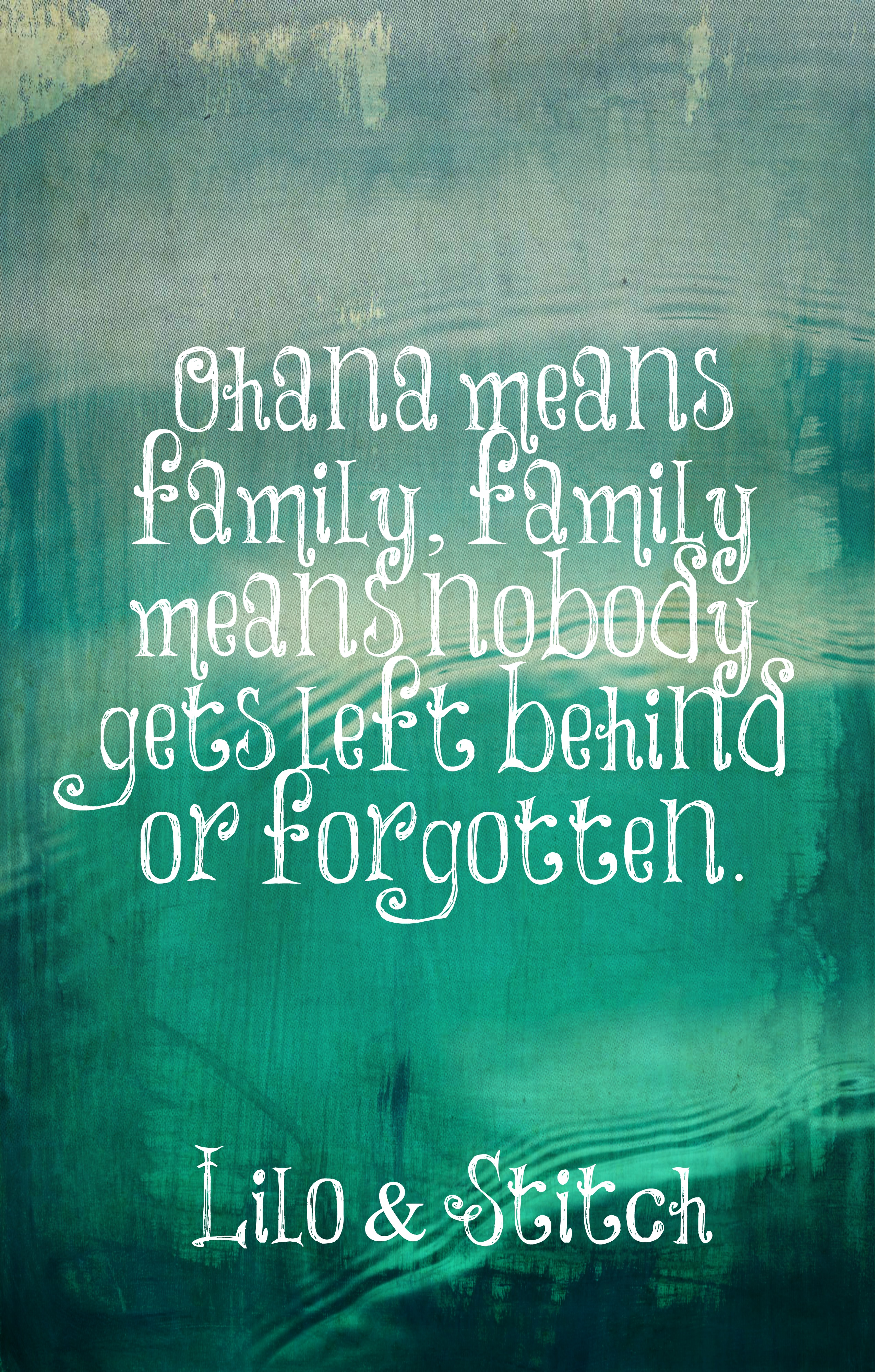 And Everything Else Too All Kinds Of Neighbors: Family Means Everything Quotes. QuotesGram