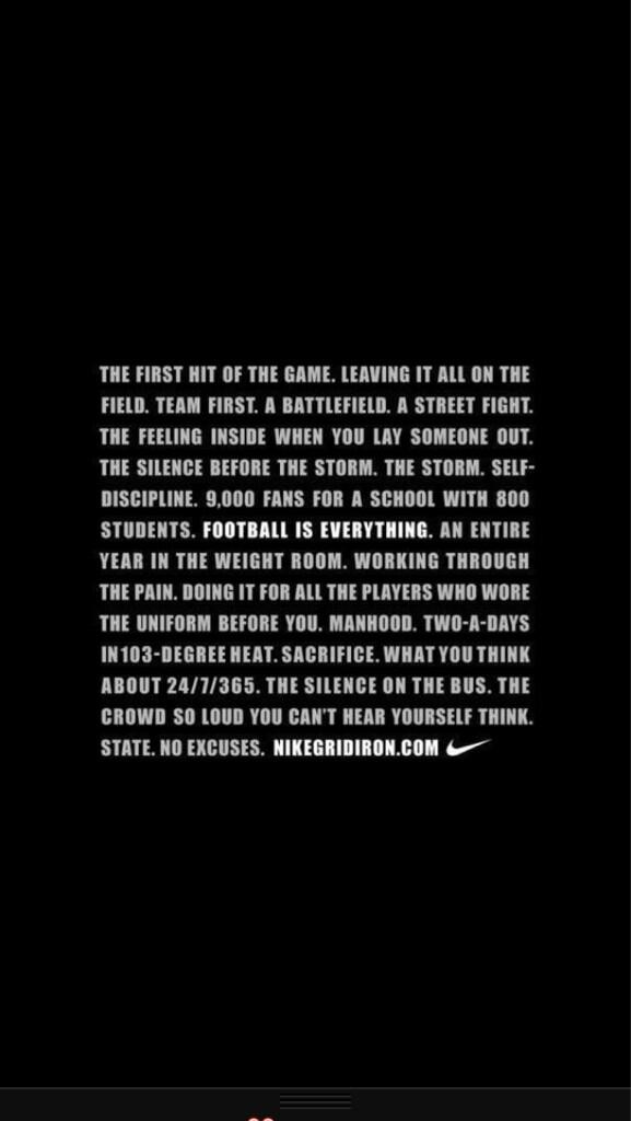 Football Is Everything Quotes. QuotesGram