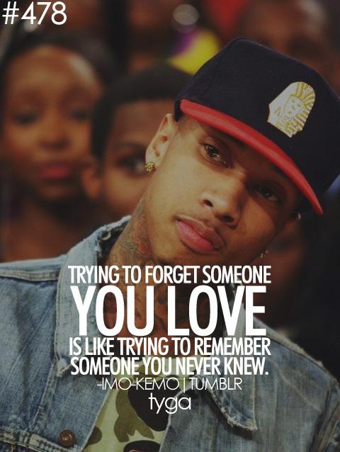 Tyga Love Quotes. QuotesGram