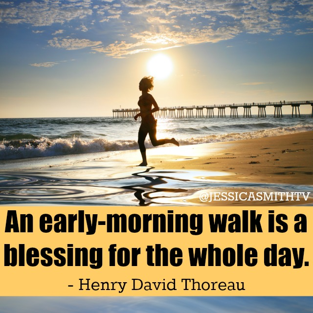Early Morning Blessing Quotes: Morning Walk Quotes. QuotesGram