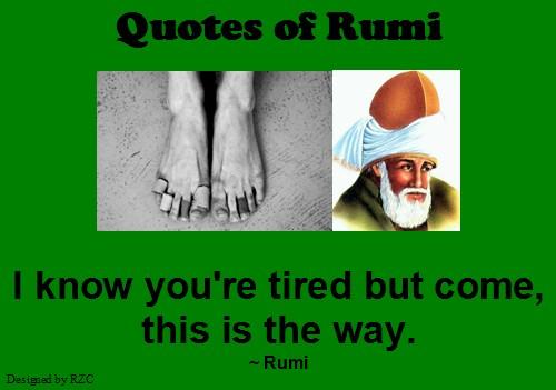jalaluddin rumi quotes quotesgram