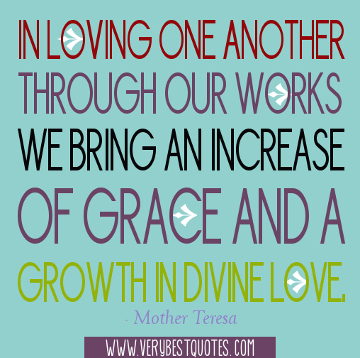 Love One Another Quotes Sayings: Growing In Christ Quotes. QuotesGram