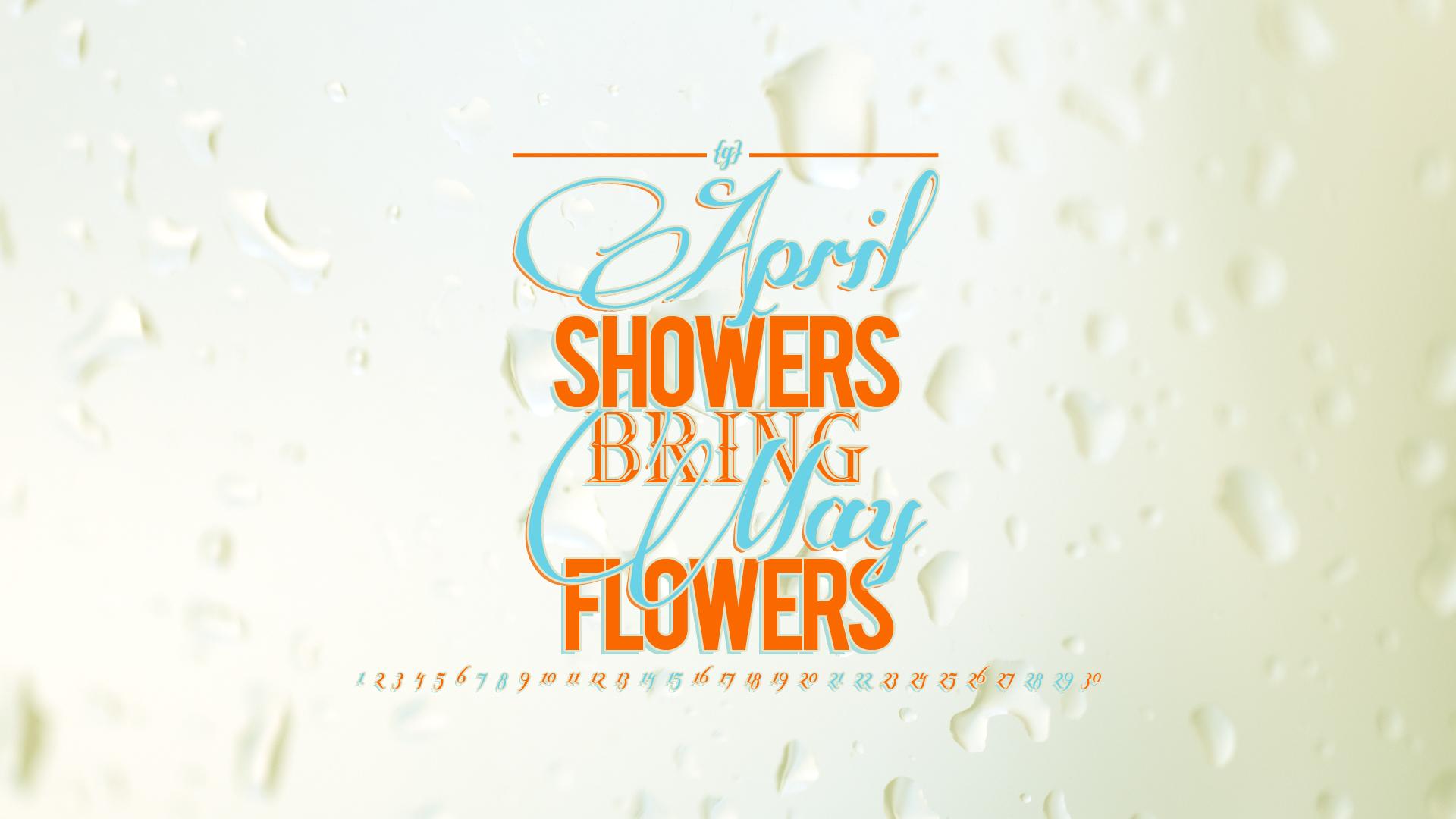 April Showers Quotes Quotesgram