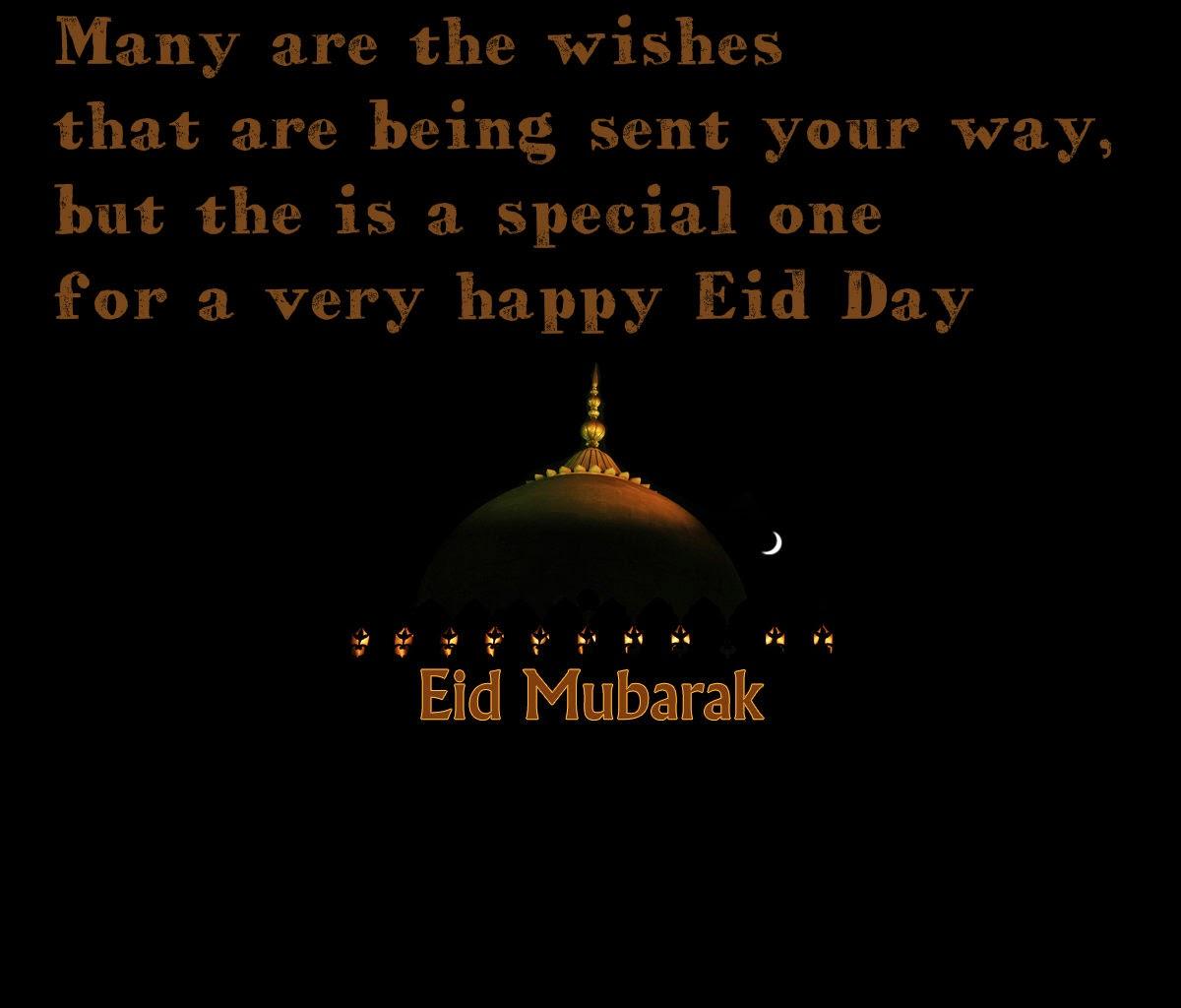 Happy Eid Wishes Quotes: Happy Eid Quotes. QuotesGram