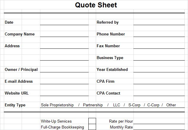 Sheets To Record Quotes Quote. QuotesGram