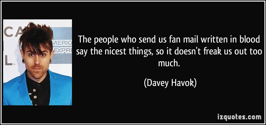 Funny Blood In Blood Out Quotes: Davey Havok Quotes. QuotesGram