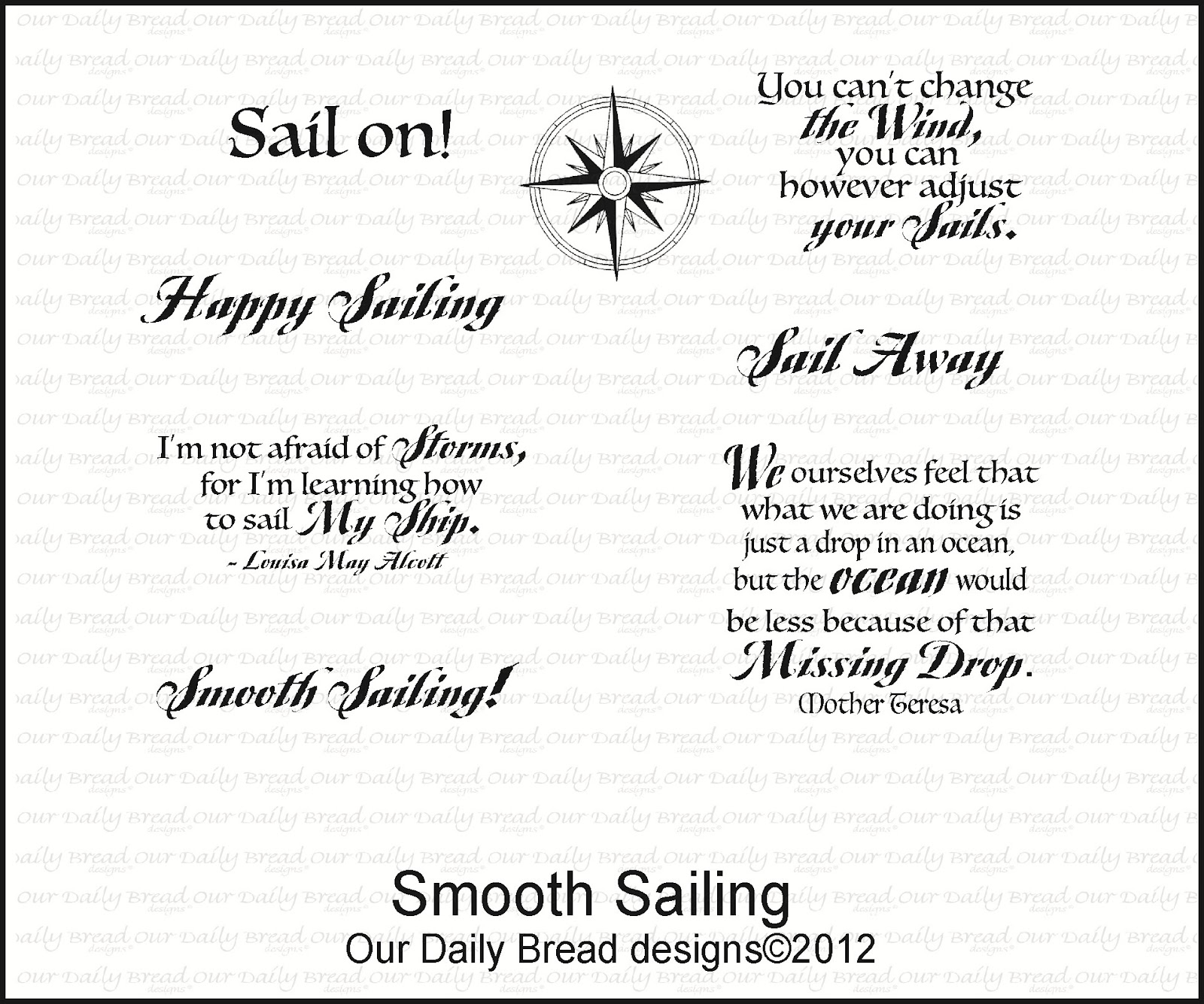 Inspirational Quotes Sailing: Sailing Quotes And Sayings. QuotesGram