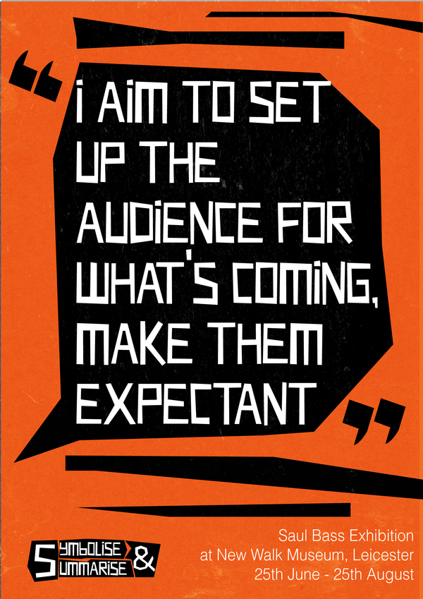 saul bass quotes quotesgram