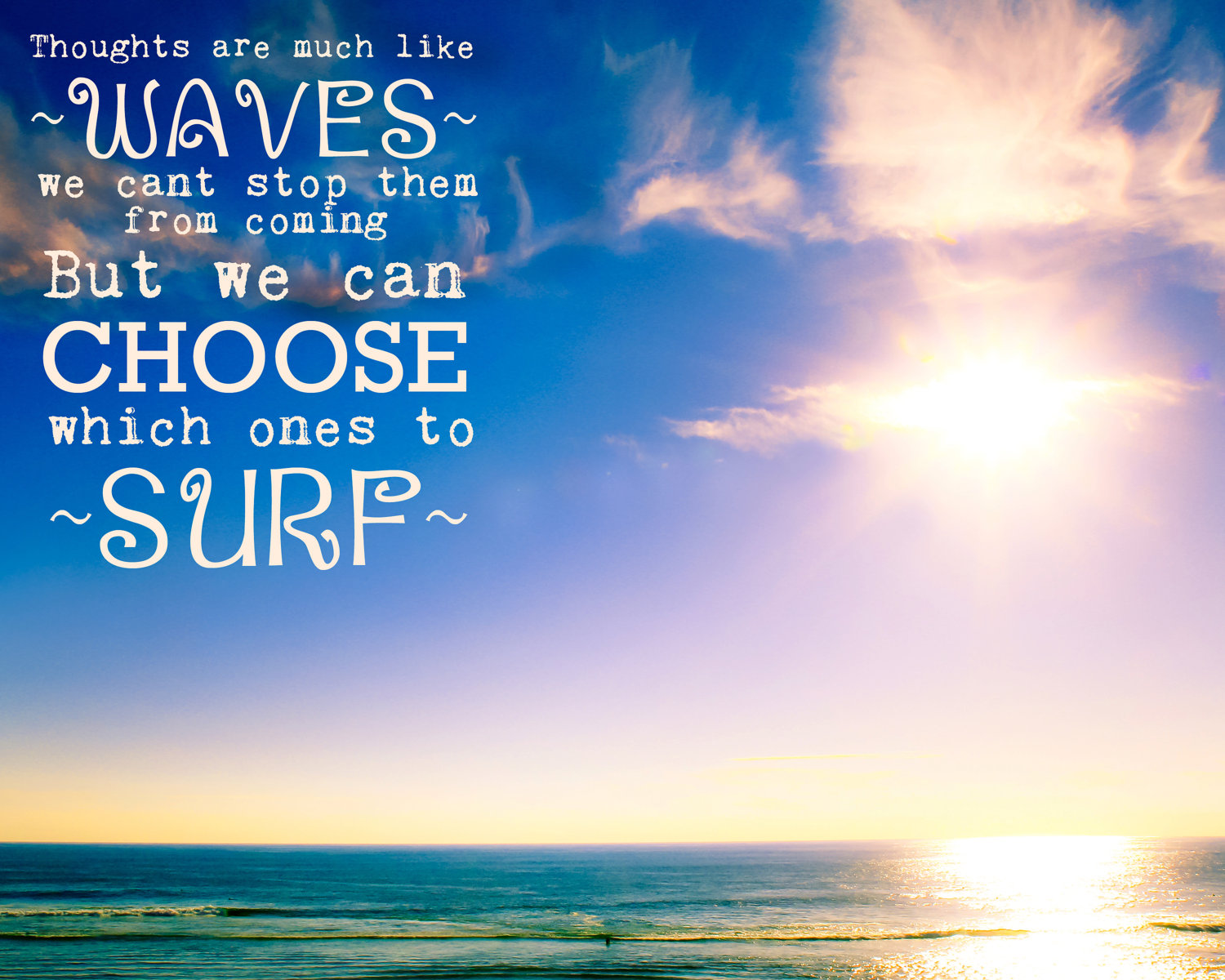 Beach Or Ocean Motivational Quotes. QuotesGram