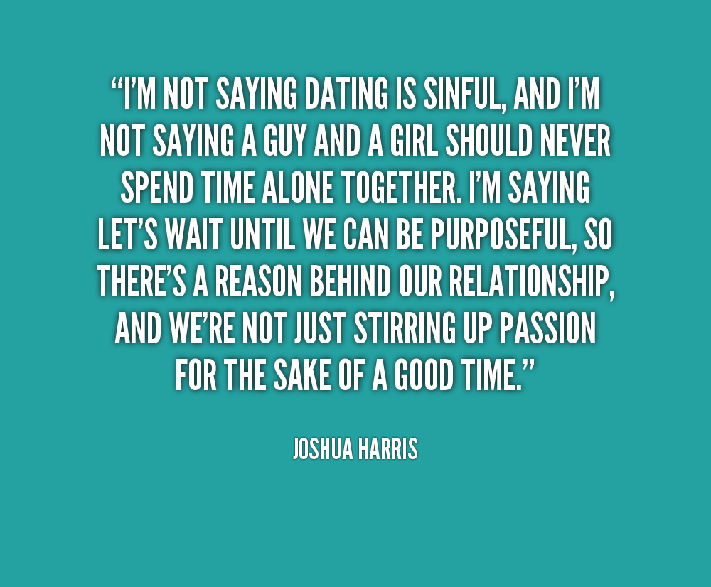 religious dating quotes