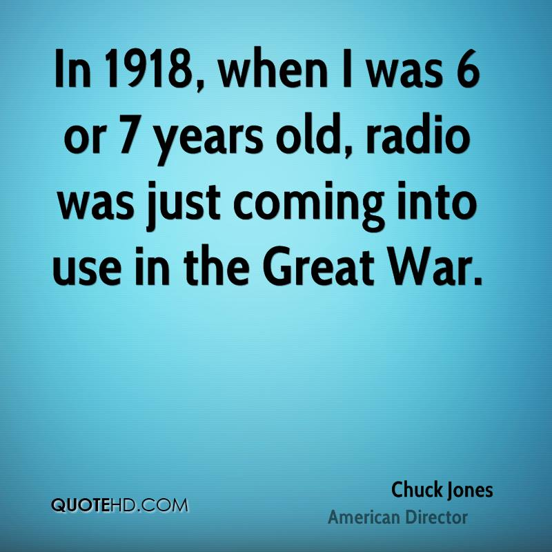 Quotes About Being 35 Years Old: Chuck Jones Quotes. QuotesGram