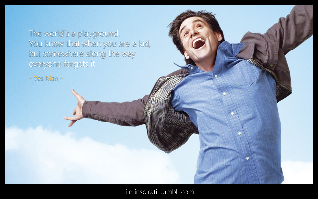 yes man movie quotes quotesgram