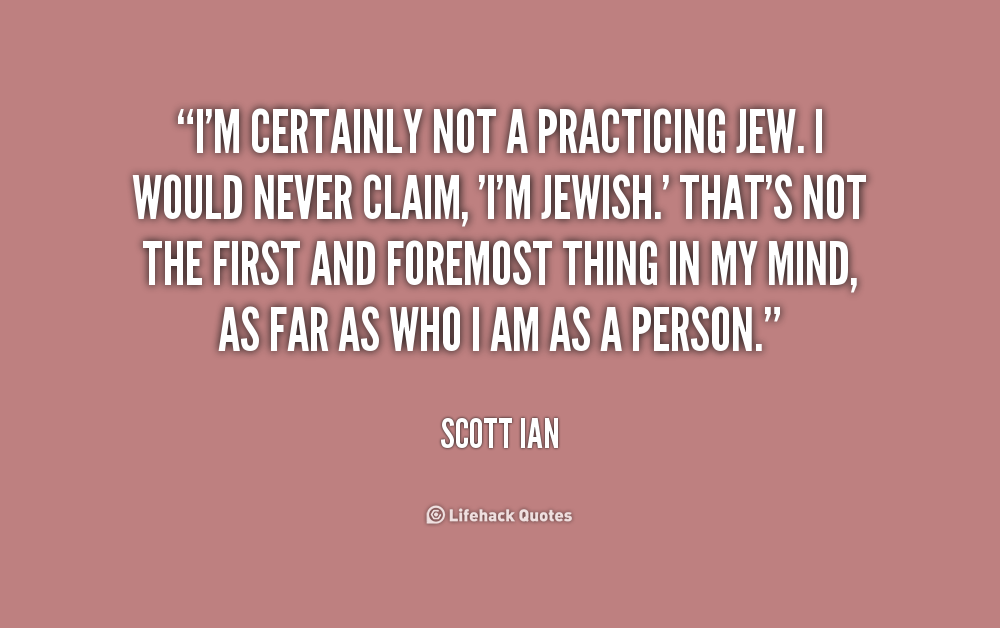 Jew Quotes Quotesgram: Www Jewish Quotes. QuotesGram