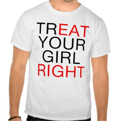 how to treat a girlfriend right