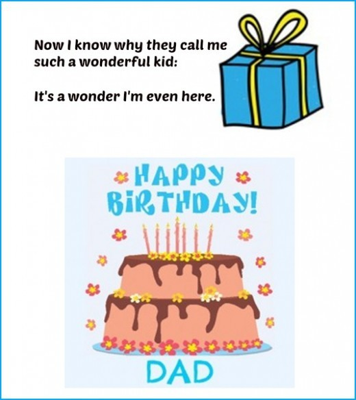 Father Quotes Birthday: Funny Birthday Quotes For Father. QuotesGram