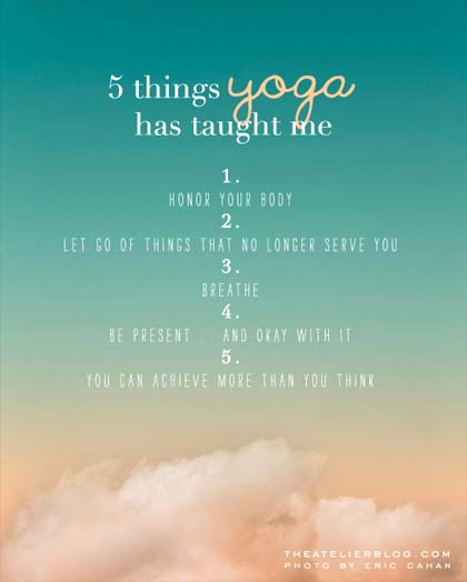 Inspirational Quotes About Positive: Spring Yoga Quotes. QuotesGram