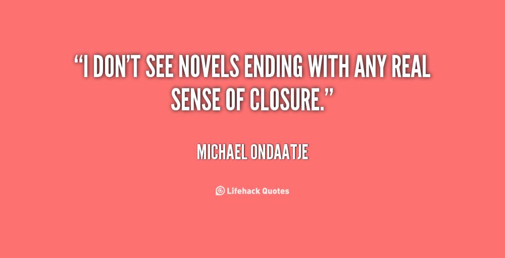 end relationship no closure