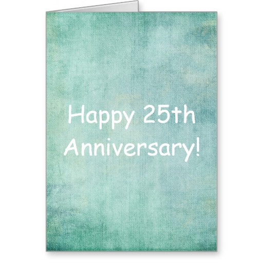 25th Wedding Anniversary Quotes: 25th Anniversary Quotes For Parents. QuotesGram