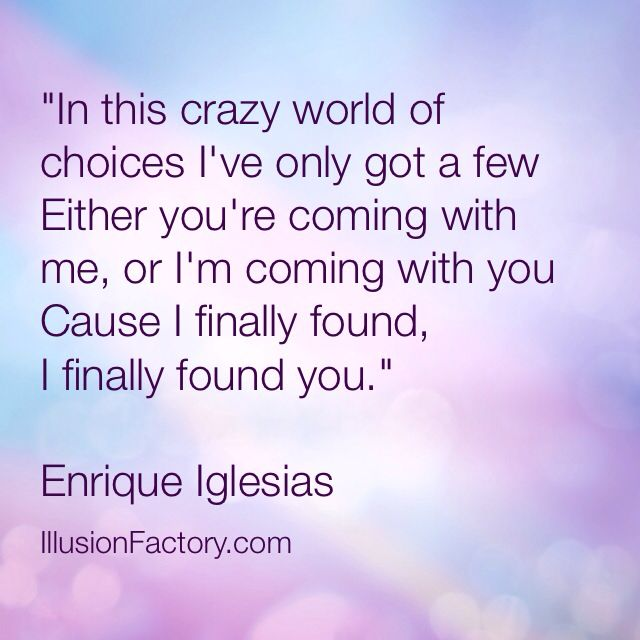 Love Finds You Quote: Finally Found You Quotes. QuotesGram