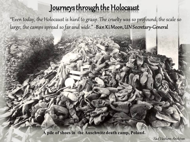 an introduction to the history of the holocaust during the world war two By early 1942, all major countries of the world were involved in the most destructive war in history world war ii would go down in the history books as bringing about the downfall of western europe as the center of world power, leading to the rise of the union of soviet socialist republics (ussr), setting up conditions leading to the cold war, and.