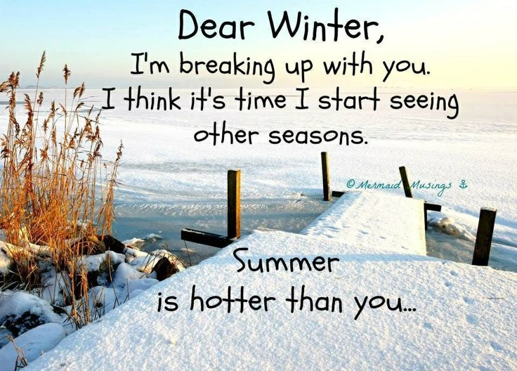 Bad Weather Quotes Funny: I Hate Winter Funny Quotes. QuotesGram