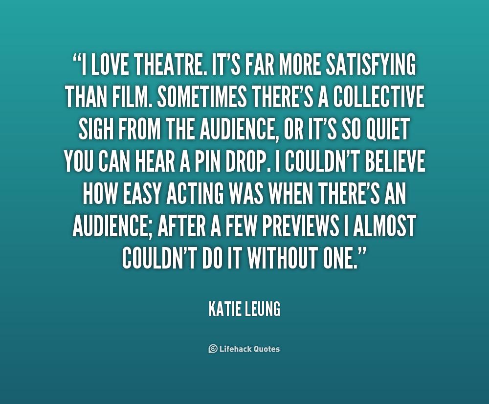 Tech Theatre Quotes. QuotesGram