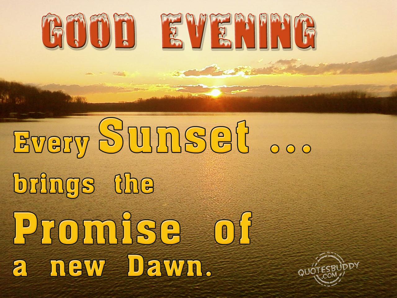 Evening Love Quotes. QuotesGram