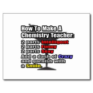 Quotes For Chemistry Teachers Quotesgram