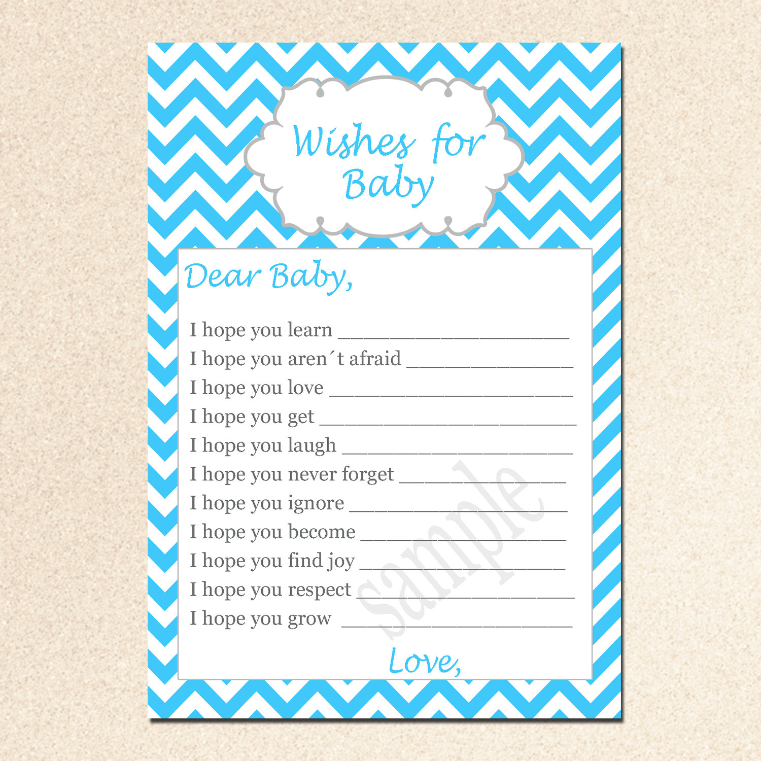 Baby Wishes Quotes Funny. QuotesGram