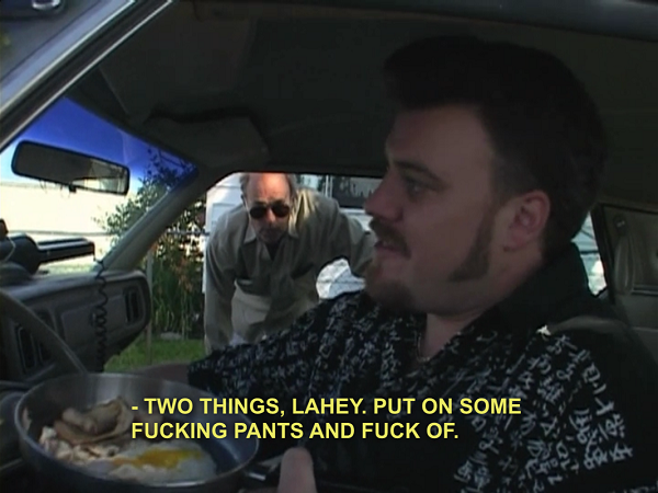 Lucy And Ricky From Trailer Park Boys Quotes. QuotesGram